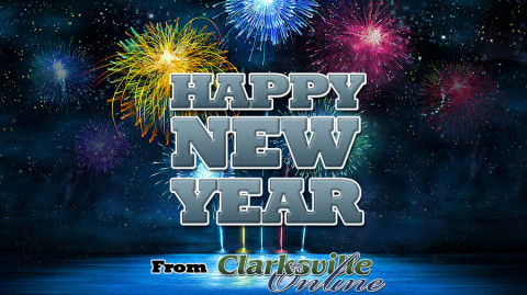 Happy New Year from Clarskville Online