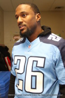 Tennessee Titans Safety Jordan Babineaux.
