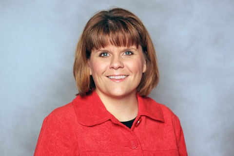 Kim Masters is the new principal of Kenwood Elementary School.
