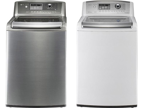 LG Top-Loading Washing Machines recalled because of Risk of Injury