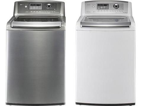 LG Top-Loading Washing Machines recalled because of Risk of Injury