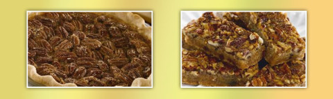 Martha White Pecan Pie and Chocolate Chip Pecan Pie Bars