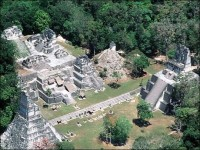 Mayan ruins in Guatemala. (Photo by Tom Sever)