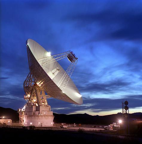 NASA's 70-meter diameter Goldstone radar will be observing 2012 DA14.