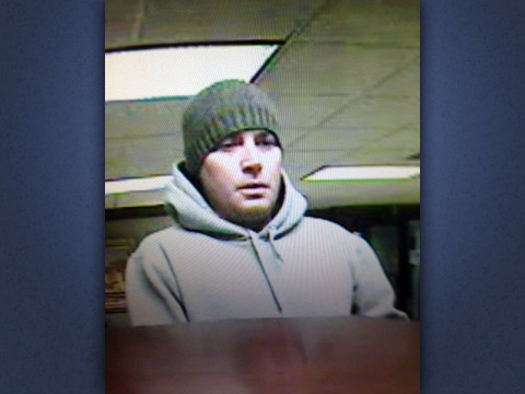 Bank Robbery suspect Weston Hurd arrested on December 30th.