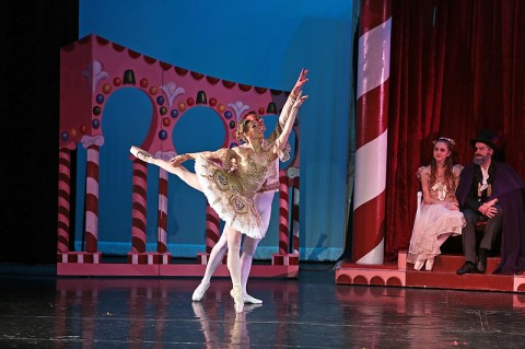 The Nutcracker December 8th at the APSU Clement Auditorium