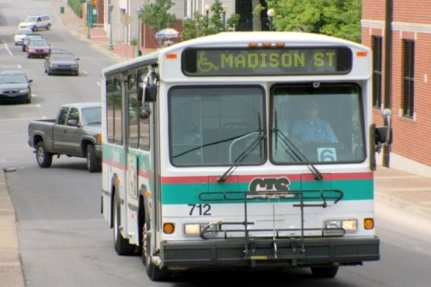 "Clarksville Transit System's ""Operation Safe Ride"" offers free post-party transportation."