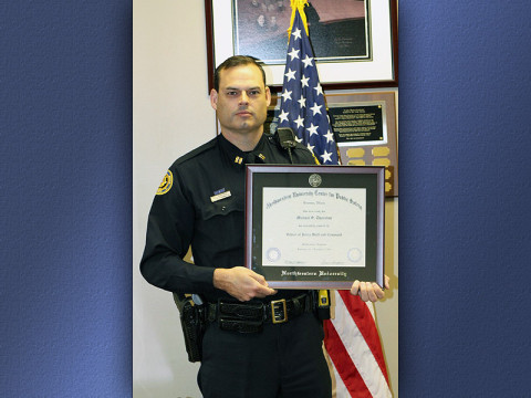 Clarksville Police Captain Scott Thornton