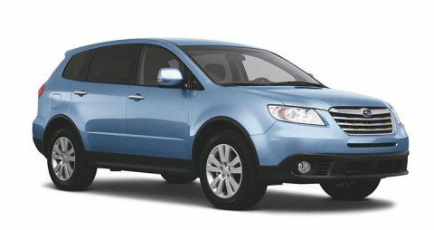 2012 Subaru Tribeca is just one of the models in this recall