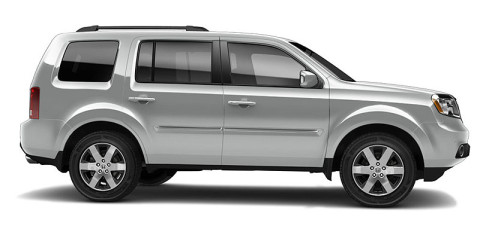 2013 Honda Pilot is one of the recalled models.