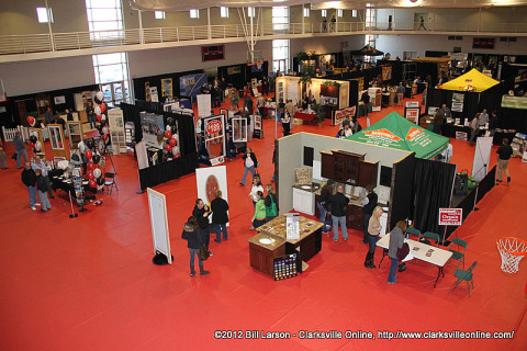 Last year's Home and Garden Show.