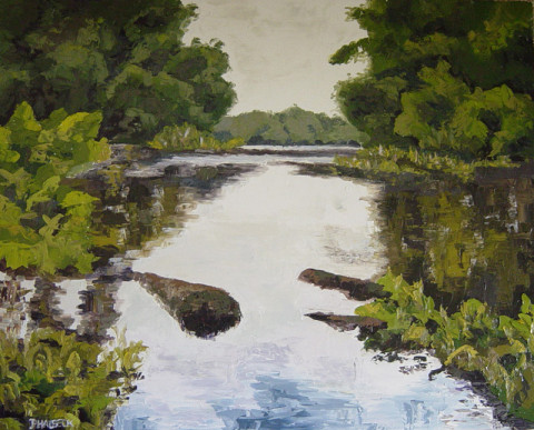 Patty Halbeck's Tennessee Duck River.