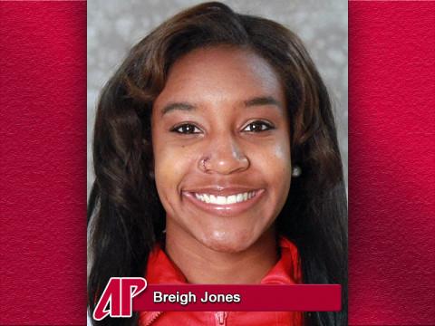 APSU's Breigh Jones