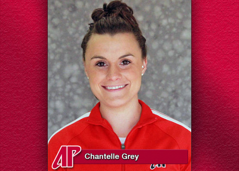 APSU's Chantelle Grey