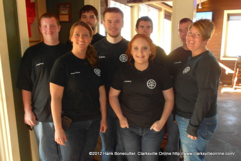Montgomery County Explorers Post 600 at Chili's Fundraiser