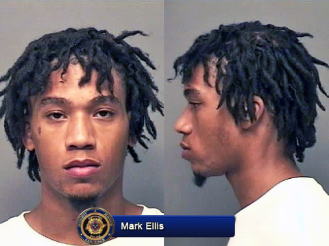 Mark Austin Ellis is wanted by Clarksville Police for Aggravated Robbery and several other warrants.