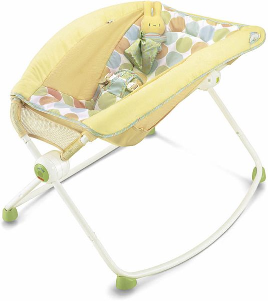 Fisher Price Recalls To Inspect Rock N Play Infant