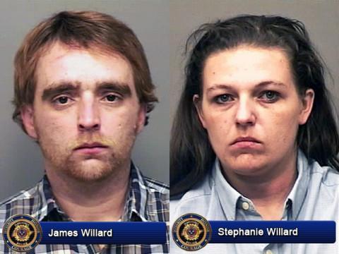James Willard and Stephanie Willard