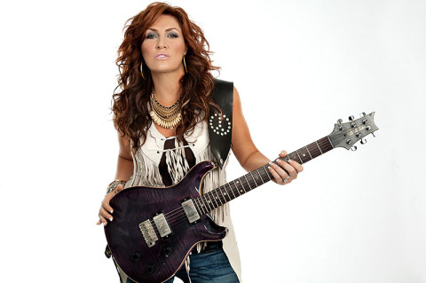 Jo Dee Messina will take the Rivers and Spires Public Square stage on Saturday, April 20th at 7:00pm