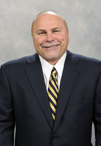 Nashville Predators Head Coach, Barry Trotz