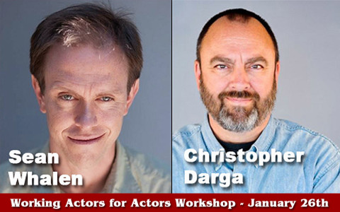 Working Actors for Actors Workshop