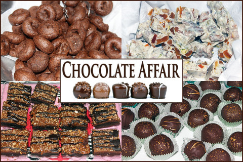 A Chocolate Affair was held Saturday night, February 9th.