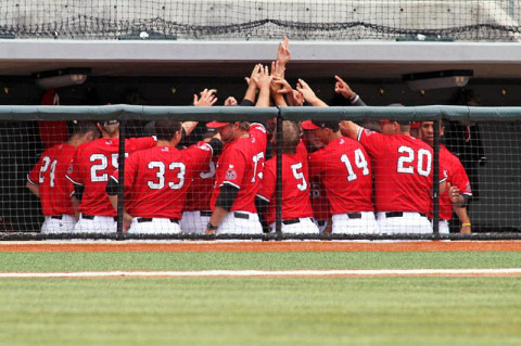 Austin Peay's baseball team was picked to win the 2013 Ohio Valley Conference regular-season title in a preseason poll of coaches and sports information directors. (Courtesy: Austin Peay Sports Information)