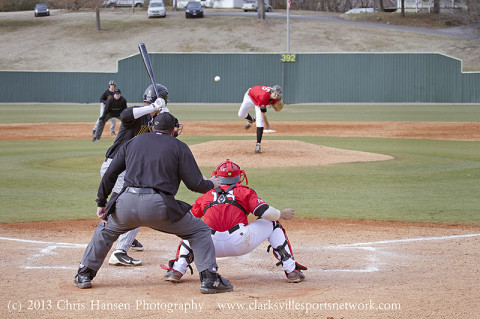 Austin peay governors baseball beats illinois state for Gardner pool fort campbell