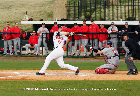 APSU Men's Baseball.