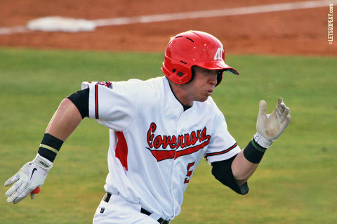 Austin Peay Men's Baseball. (Courtesy: Brittney Sparn/APSU Sports Information)