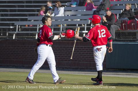 Austin Peay Men's Baseball.