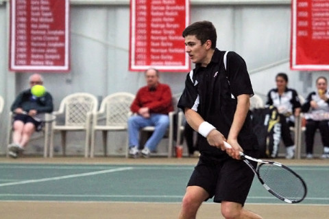 APSU Men's Tennis. (Courtesy: Brittney Sparn/APSU Sports Information)