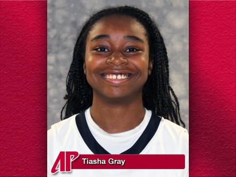 APSU Tiasha Gray