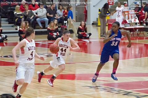 Austin Peay Women's Basketball.