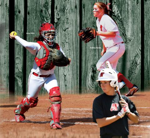 Austin Peay Women's Softball. (Courtesy: Brittney Sparn/APSU Sports Information)