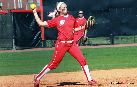 Austin Peay Women's Softball. (Courtesy: Austin Peay Sports Information)