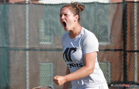 Austin Peay Women's Tennis. (Courtesy: Austin Peay Sports Information)