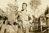 George Nishimura in Australia