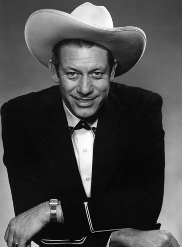 Hawkshaw Hawkins. (Photo credit Grand Ole Opry Archives)
