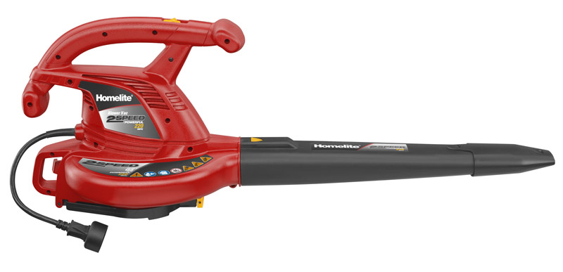 Homelite Electric Blower : Homelite recalls electric blower vacuums due to laceration