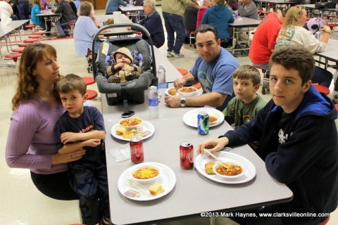 Cunningham Volunteer Fire Department's Annual Chili Supper