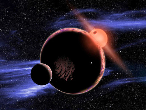 Astronomers estimate that six percent of red dwarfs have a temperate Earth-size planet, as close as 13 light-years away. (Image credit: D. Aguilar/Harvard-Smithsonian Center for Astrophysics)