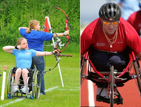 """Paralympic Experience"" to be held Saturday March 9th."