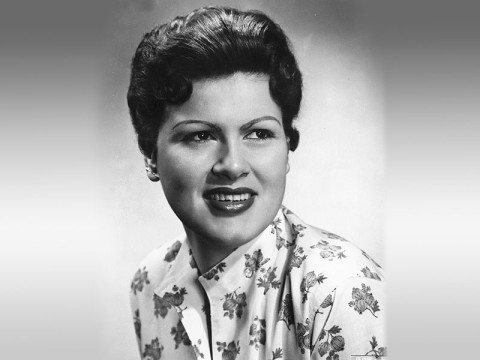 Patsy Cline. (Photo credit Grand Ole Opry Archives)