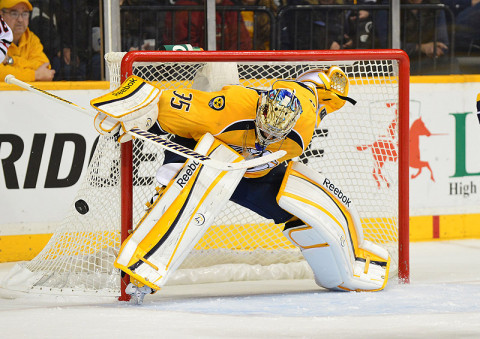 NHL - Nashville Predators, Pekka Rinne (Photo by Don McPeak - USA TODAY Sports)
