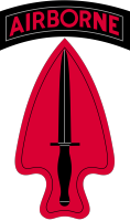 US Army Special Operations Command