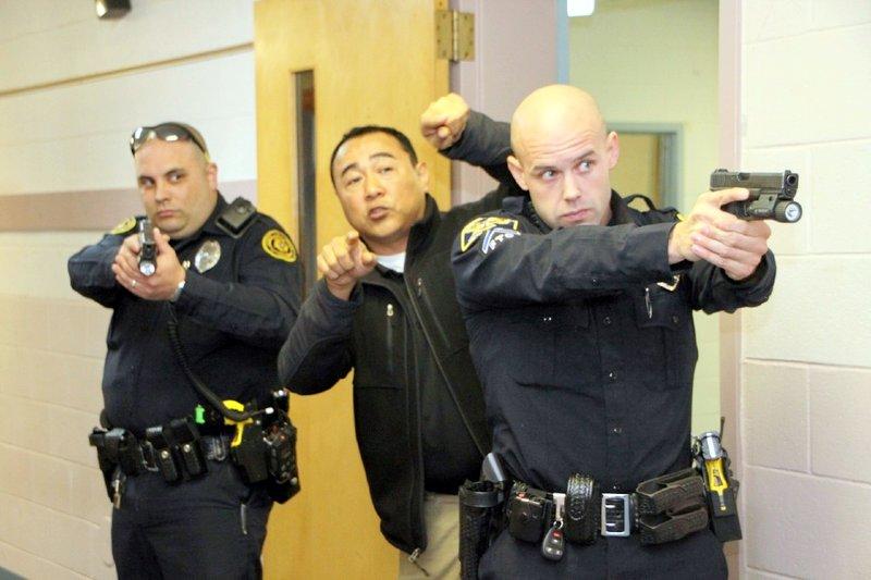 Clarksville Police Department Updates Active Shooter