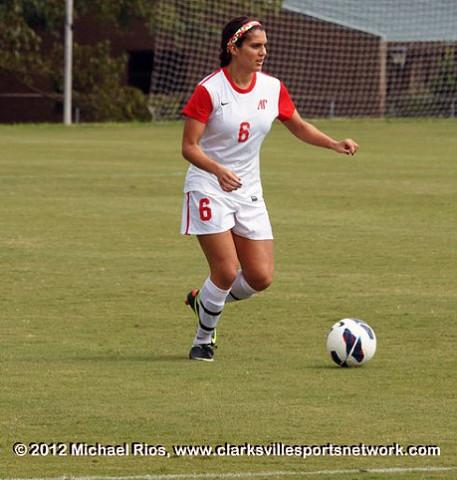 APSU Women's Soccer.