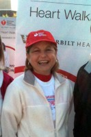 Suzanne Simpson at Nashville Heart Walk