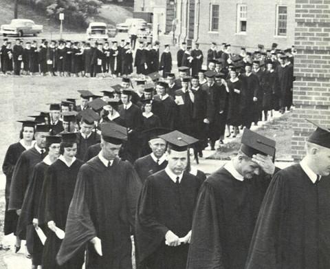 1963 Graduates